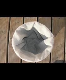 Sulčių preso maišas (53x57, linas)