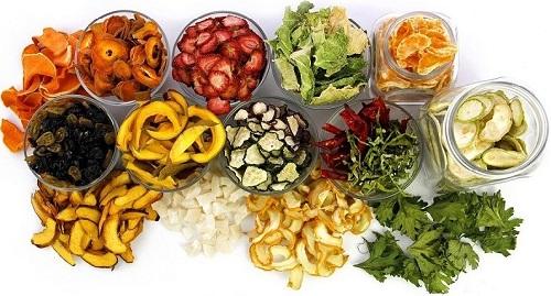 Dziovinti maisto produktai