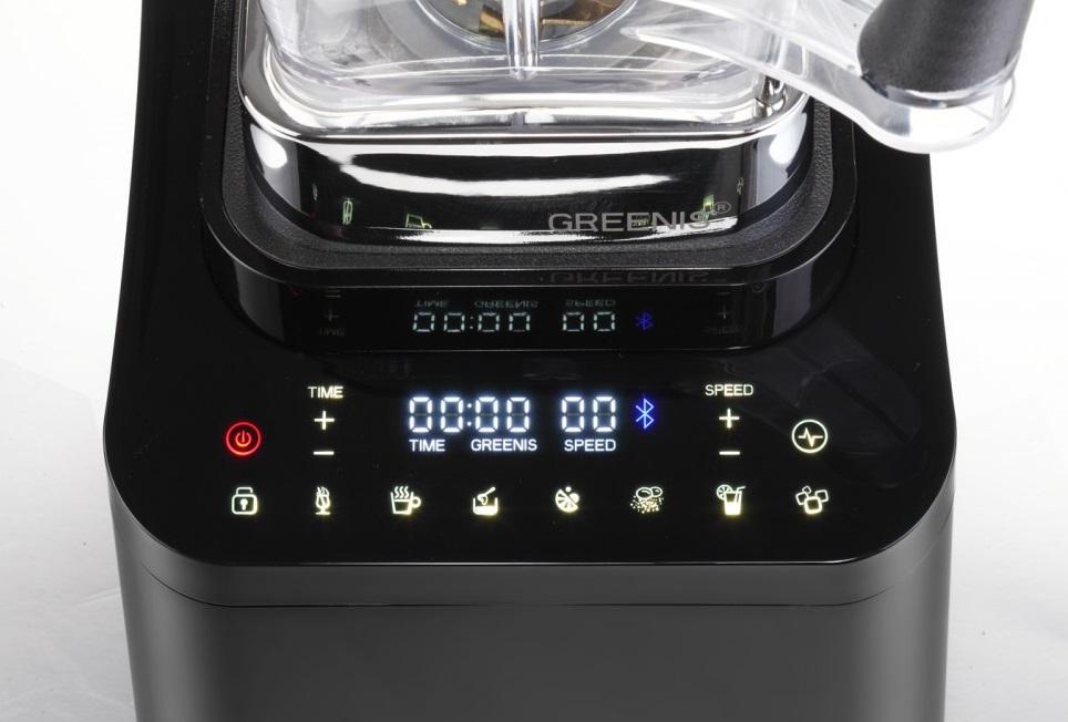Blenderis Greenis FGR-8800 liečiamas ekranas