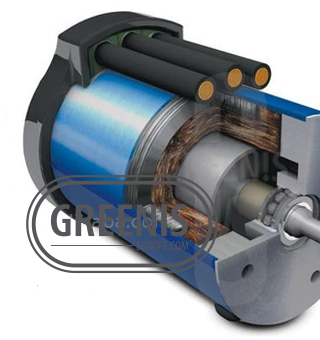 Blenderis Greenis FGR-8800 variklis