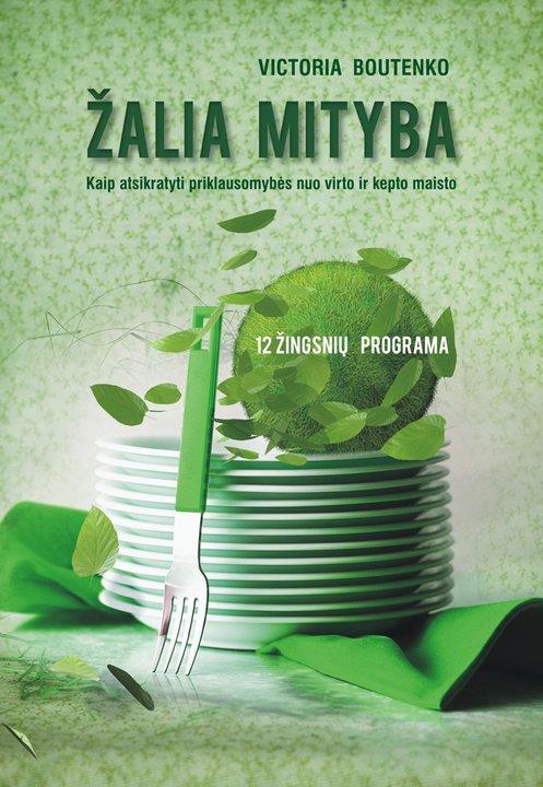 """Knyga """"Žalia mityba"""""""