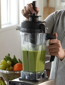 Su Vitamix gaminkite greitai ir saugiai