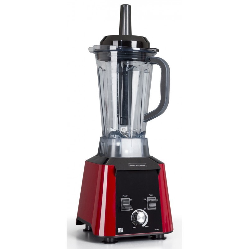 G21 Perfect Smoothie Vitality Blenderis Raudonas